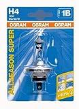 Osram 64193ALS-01B H4-ALLSEASON SUPER/gelblich