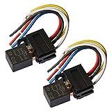 Ehdis 5 Pin Leitungen Kabel ReIaissockel Harness...