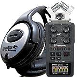 Zoom H-6 - Handy Recorder - MP3 - Wave Recorder -...