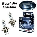 2x Bosch Xenon Silver H4 60/55W 12V 1987301081...