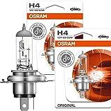 2x OSRAM Halogenlampe H4 ORIGINAL LINE 12V 60/55W...