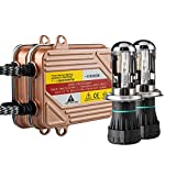 Koyoso H4 Lampen 50W Schlank HID Bi-Xenon...