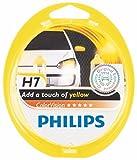 Philips 12972CVPYS2 Fahrzeuglampe ColorVision H7,...