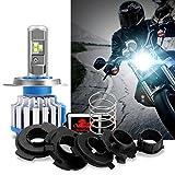 Universal 40W Motorrad LED Scheinwerfer Birnen-Win...