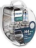 Philips X-tremeVision Pro150 H4 Scheinwerferlampe...
