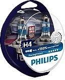 Philips RacingVision +150% H4 Scheinwerferlampe...