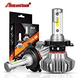 H4 LED Scheinwerfer Lampen Autofeel 9003 HB3 12V...