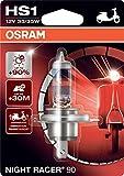 OSRAM 64185NR9-01B Night Racer 90 HS1 Halogen...