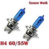 - XENON WEISSE OPTIK - Halogen Auto Lampen 12V...