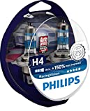 Philips 12342RVS2 RacingVision +150% H4...