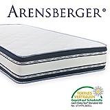 Arensberger  Relaxx 9 Zonen Wellness Matratze mit...