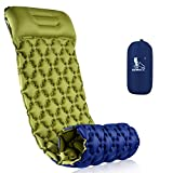 RUNACC Isomatte Camping Selbstaufblasbare,...