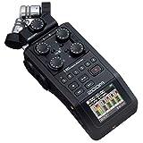 Zoom H6 Black/GE mobiler Audio-Rekorder