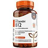 Vitamin B12 500mcg - Aktive Form Methylcobalamin -...