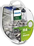 Philips 12342LLECOS2 LongLife EcoVision H4...