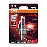 Osram Night Breaker Silver H4, +100% mehr...