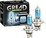 Gread - 2x H4 Frontscheinwerfer Lampe - superwhite...