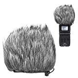YOUSHARES Furry Windscreen Muff Pop Filter -...