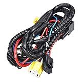 Cimoto LED Scheinwerfer Kabel Baum Halogen H4...