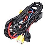 Semoic LED Scheinwerfer Kabel Baum Halogen H4...