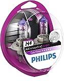 Philips 36791128 ColorVision Scheinwerferlampe H4...