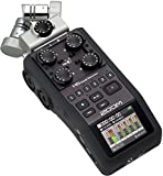 Zoom H-6 - Handy Recorder - MP3 - Wave Recorder -...