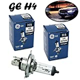 2x General Electric GE H4 60/55W 12V 50440U...