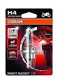 Osram NIGHT RACER 110, Motorrad-Scheinwerferlampe,...