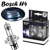 2x Bosch H4 60/55W 12V P43t Gigalight Plus 120...