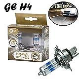 2x General Electric GE H4 60/55W 12V P43t 50440XNU...