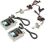 M-Tech KDCMPH46Xenon-Scheinwerfer-Set Basis H4...