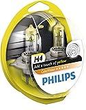Philips 12342CVPYS2 Fahrzeuglampe ColorVision H4,...