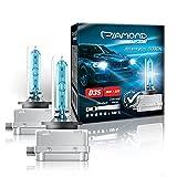 2x D3S 35W 42V 8000K Diamond Vision HID Bi Xenon...