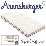 Arensberger ® SPRINGXX 7-Zonen Taschen-Federkern...