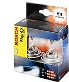 BOSCH 1987301070 Autolampe H4 Plus +60 Plus Life...