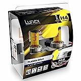 LUNEX H4 PLASMA GOLD 472 Scheinwerfer...