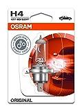 Osram ORIGINAL H4, Halogen-Scheinwerferlampe,...