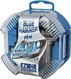 Hammer BH-H4-BLAU Autolampenbox H4 blue Hammer Duo...